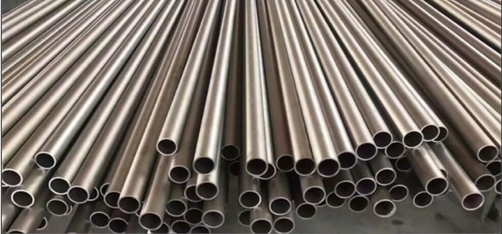 titanium piping