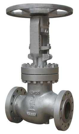 Tee globe valve style
