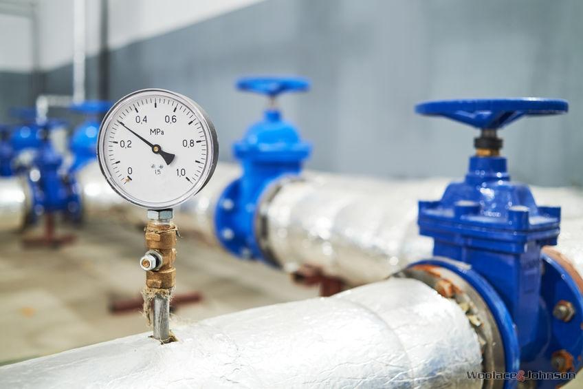 pressure gauge pipe