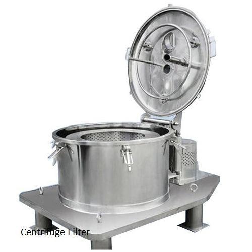 filtration centrifuge