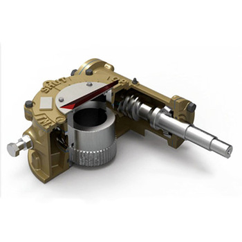 manual geared actuator