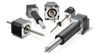 variety of actuators