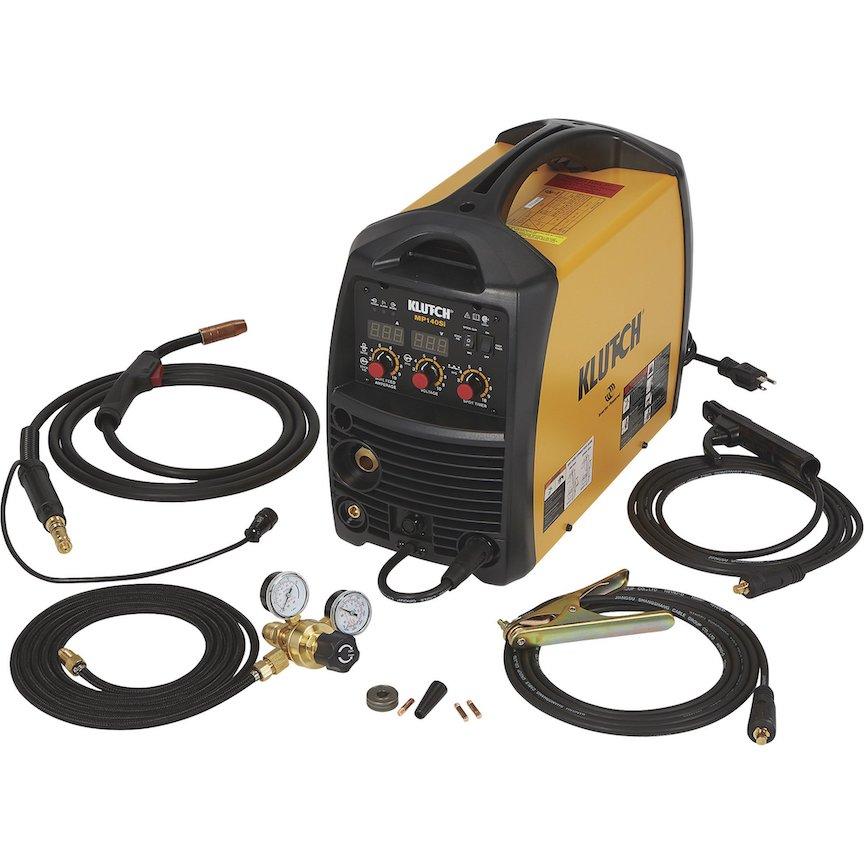 Klutch portable MIG welder