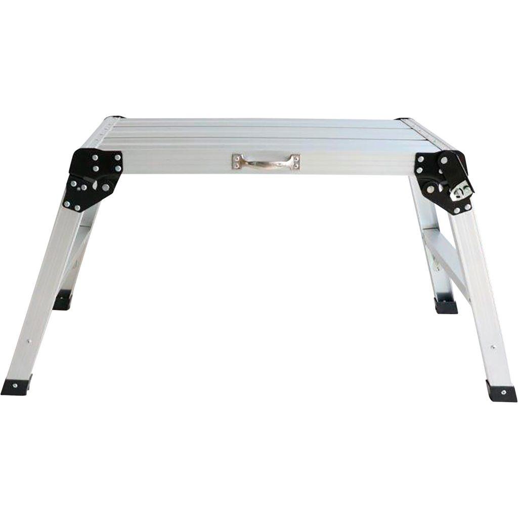 aluminum folding work platform