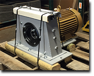 centrifugal wheel machine