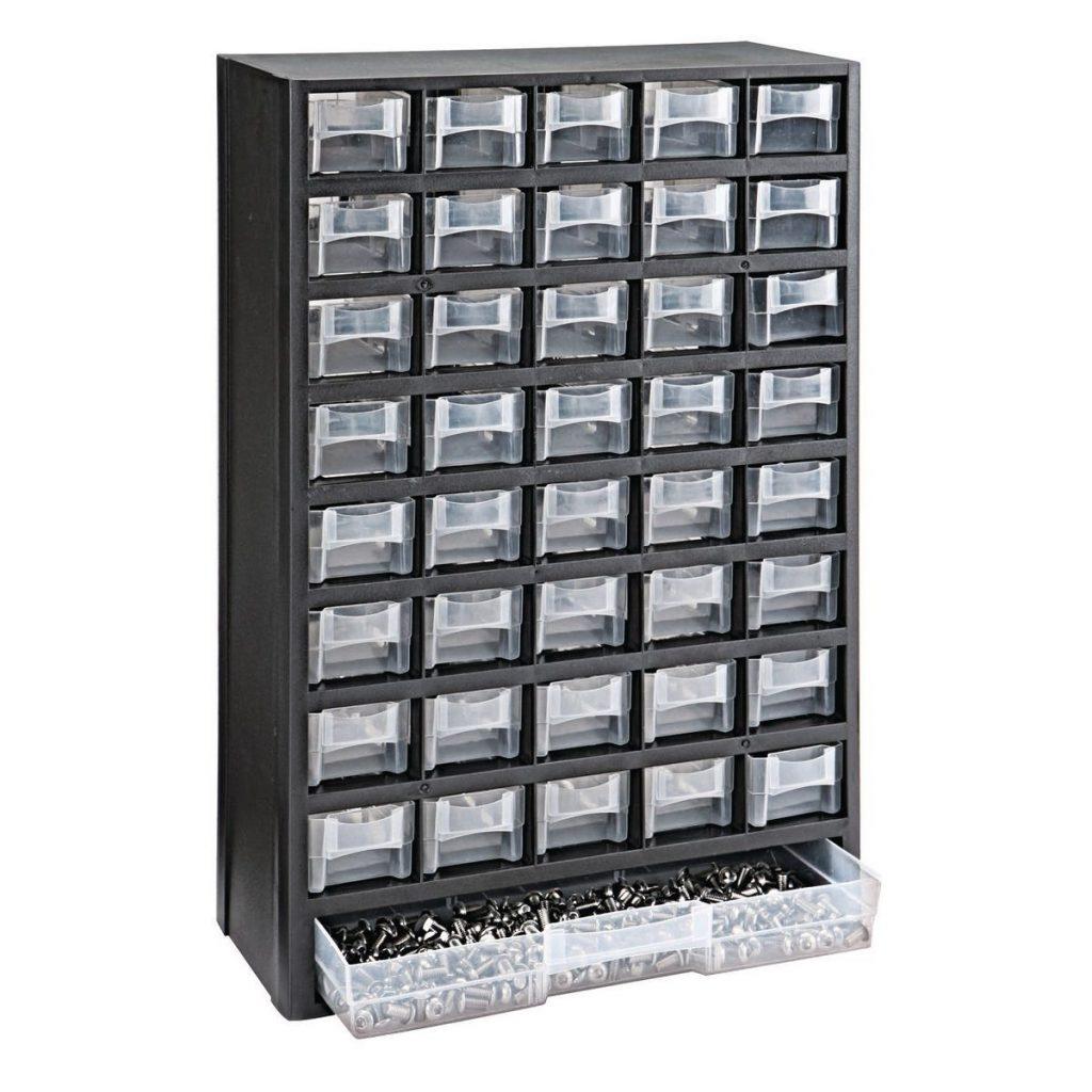 fastener storage