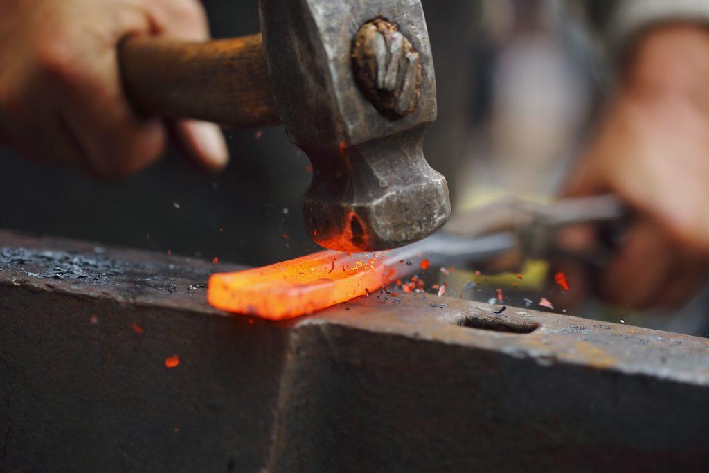 manufacturing process, metal forming, metal shaping