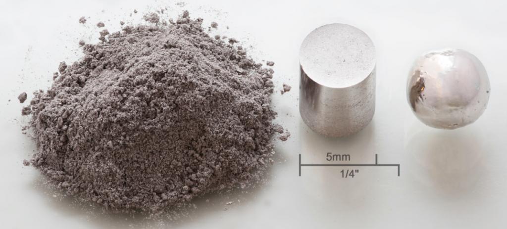 powder metallurgy, manufacturing process