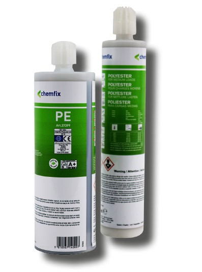 Polyester Resin from Chemfix