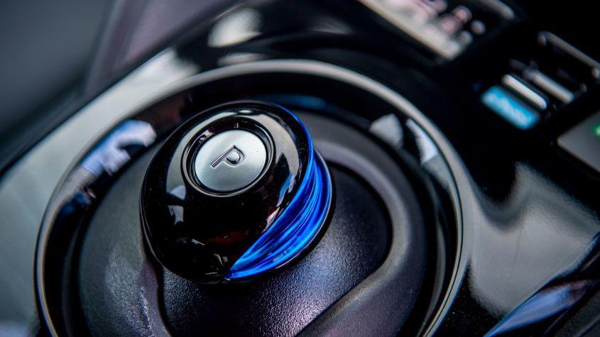 Single gear EV
